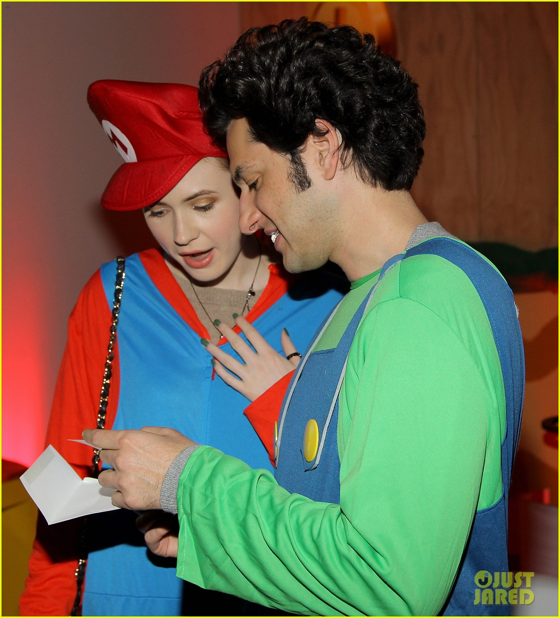 john legend chrissy teigen super mario bros birthday party 29