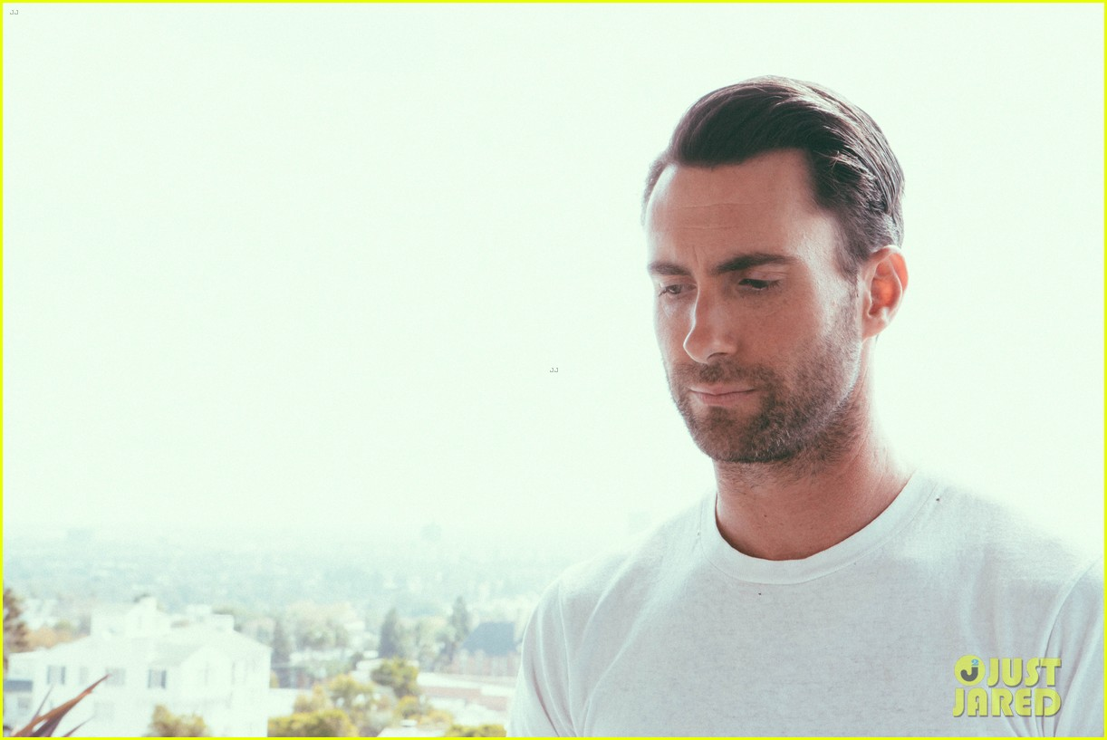 adam levine kmart commercial behind the scenes 03