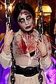 demi lovato dead zombie halloween costume 2013 25