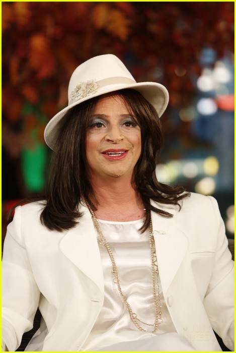 scandal joshua malina is olivia pope for halloween 022984136