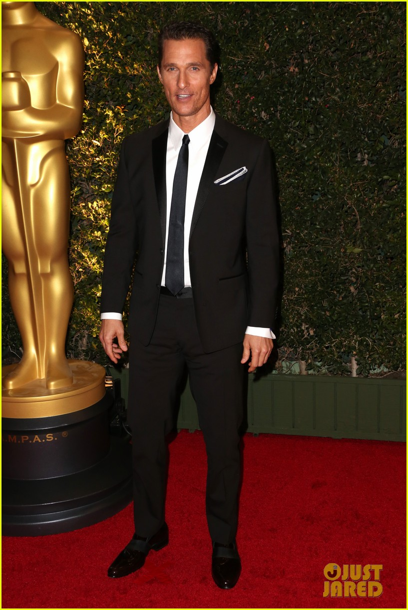 matthew mconaughey jared leto governors awards 2013 01