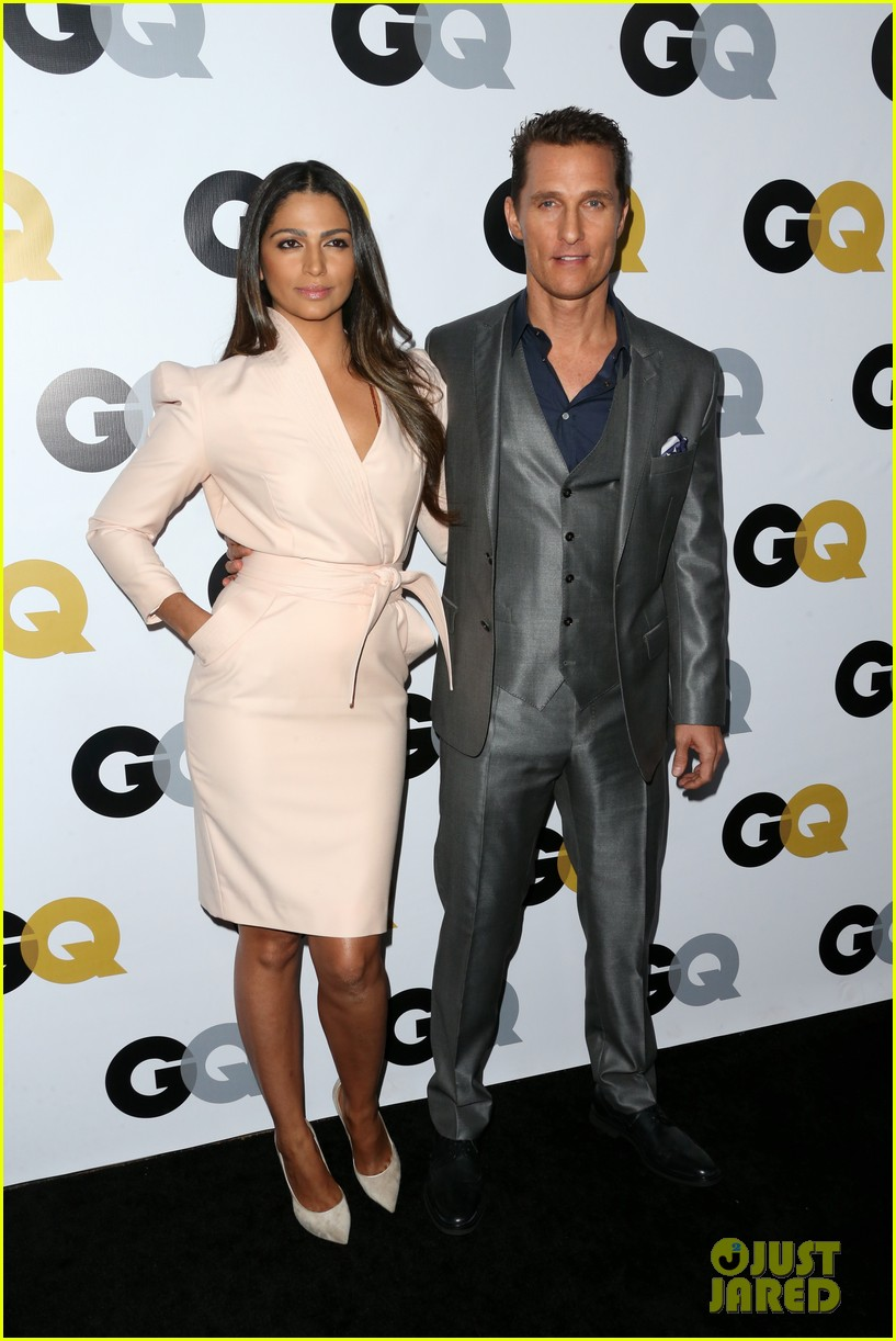 matthew mcconaughey gq men of the year party 032991317