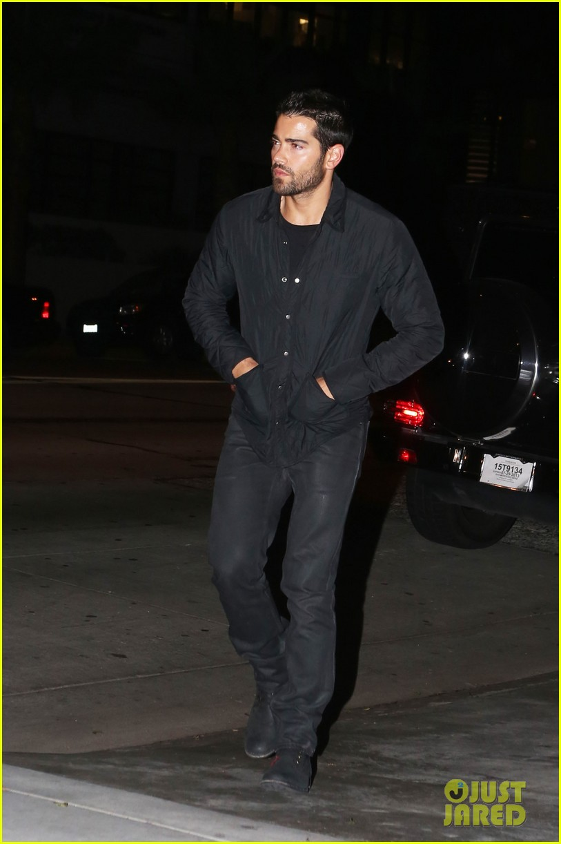 jesse metcalfe cara santana dinner with julianne hough 08