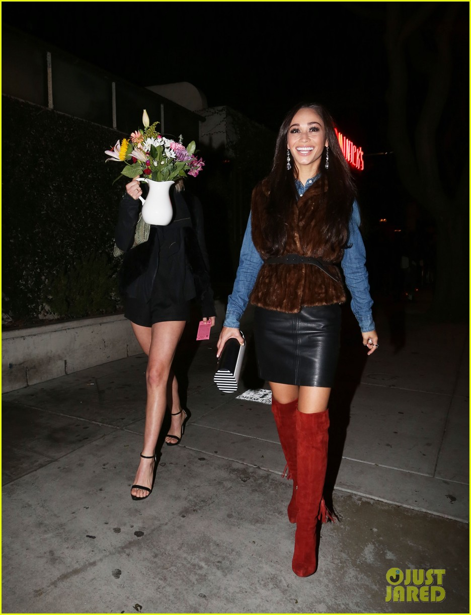 jesse metcalfe cara santana dinner with julianne hough 17