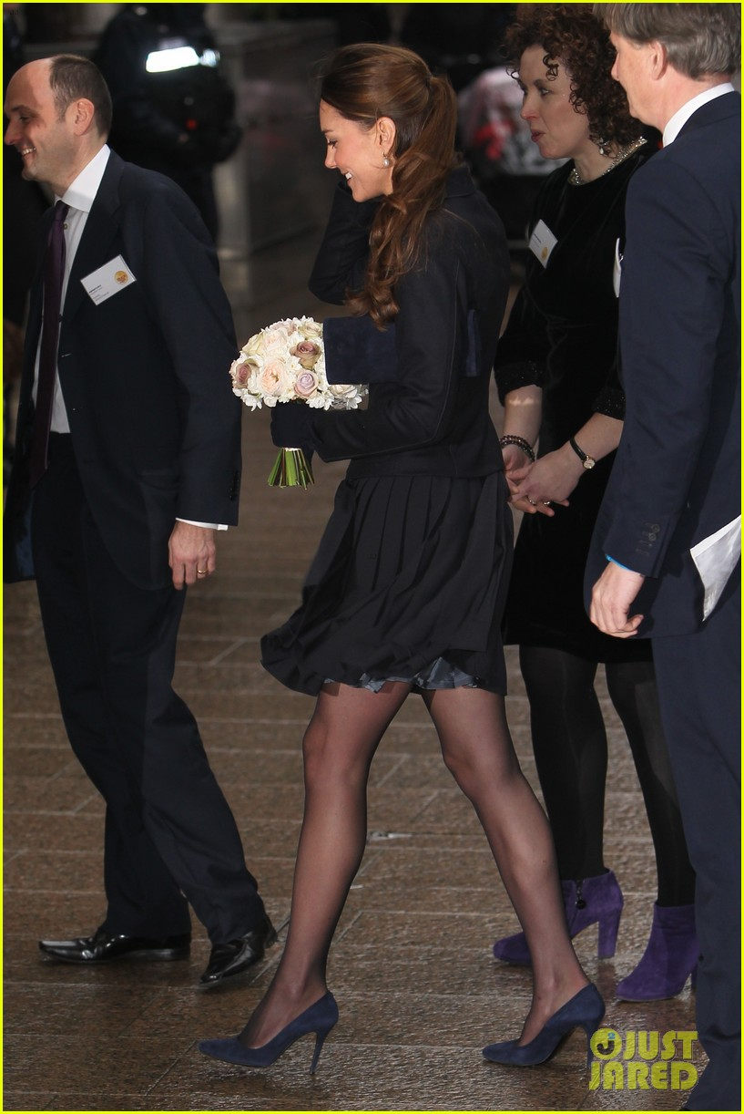 Kate Middleton visita forum place2be 12