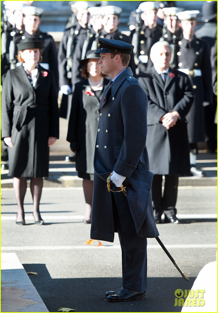 kate middleton prince william remembrance sunday sevice 252989732