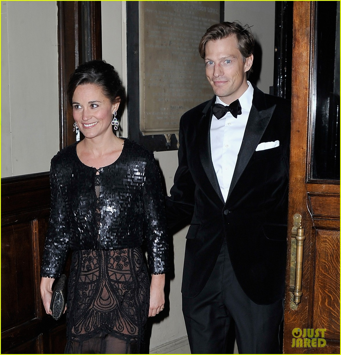 pippa middleton sugarplum ball with nico jackson 062996843