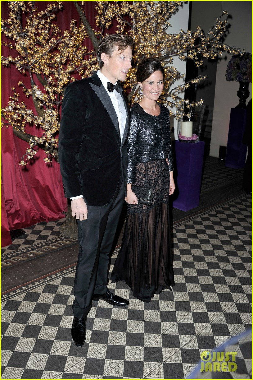 pippa middleton sugarplum ball with nico jackson 072996844