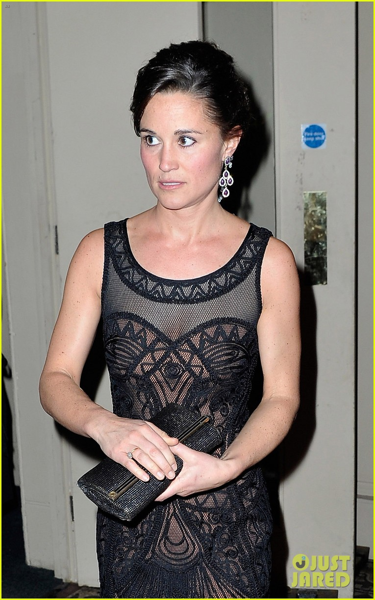 pippa middleton sugarplum ball with nico jackson 17