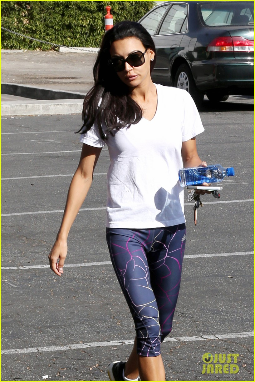 naya rivera shares beloved cory monteith memory 062995036