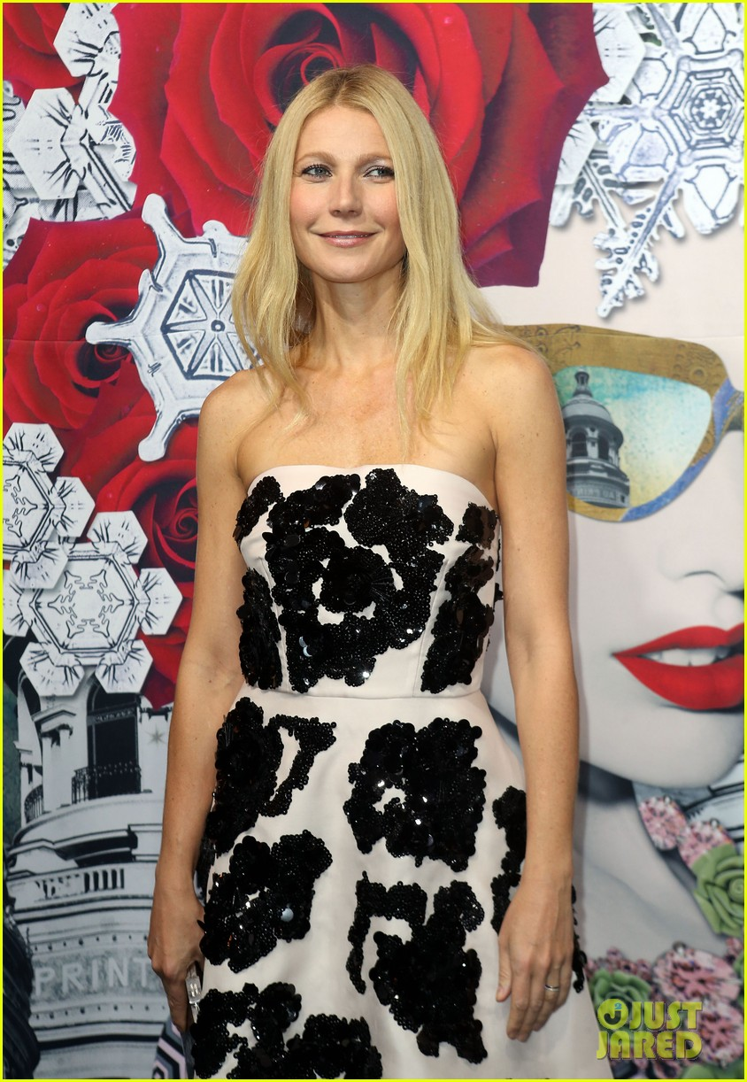 gwyneth paltrow printemps christmas decorations inauguration 04