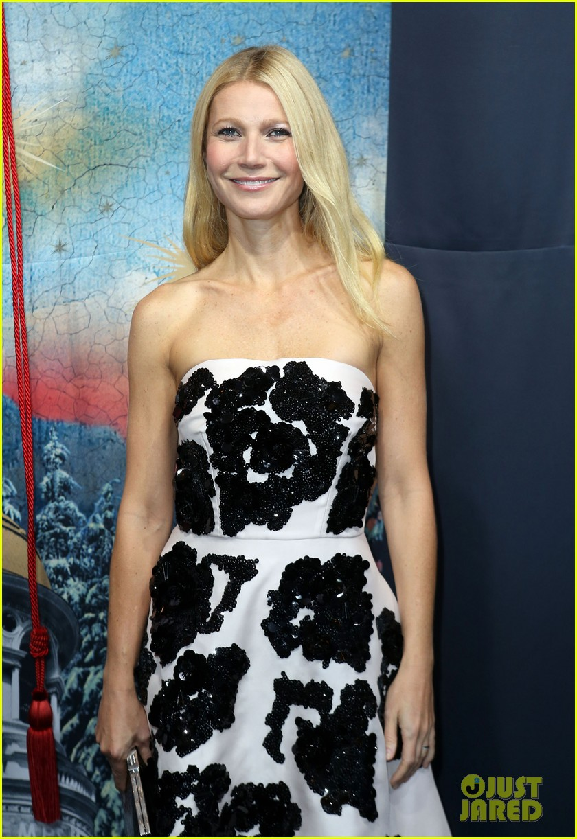 gwyneth paltrow printemps christmas decorations inauguration 102987759