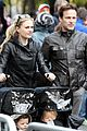 anna paquin stephen moyer check out nyc marathon 04