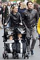 anna paquin stephen moyer check out nyc marathon 08