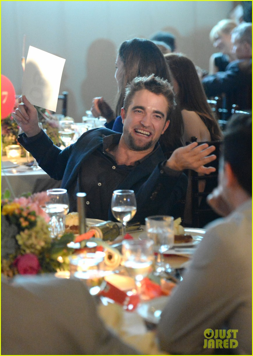 robert pattinson shows off new goatee at go go gala 022993266