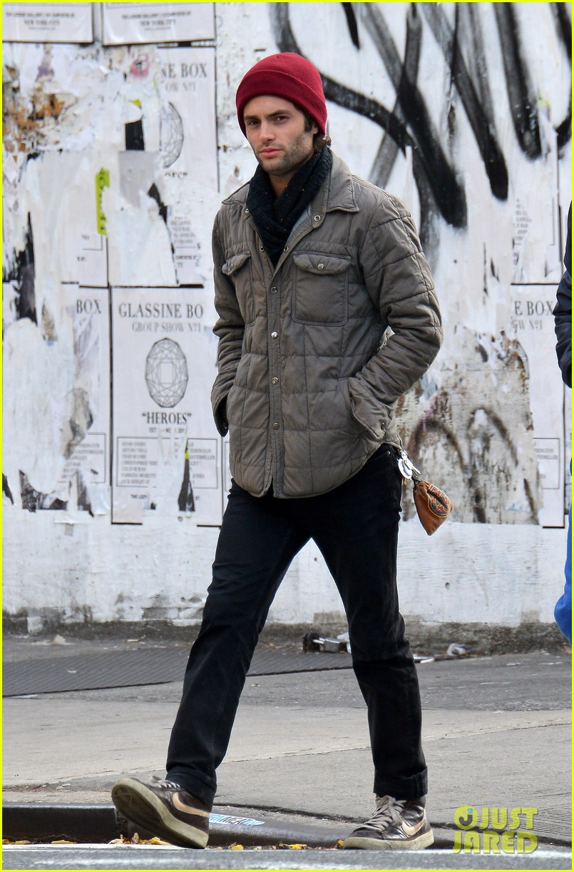 penn badgley bundes up after birthday 022985791