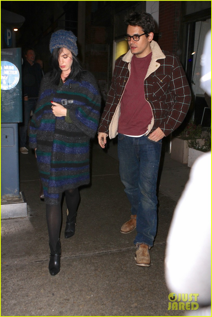 katy perry john mayer abc kitchen dinner date 012997060