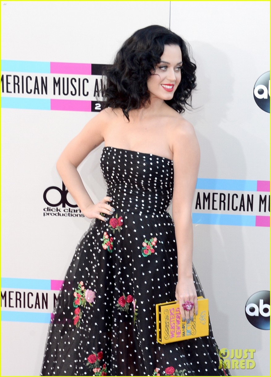 katy perry amas 2013 red carpet 20