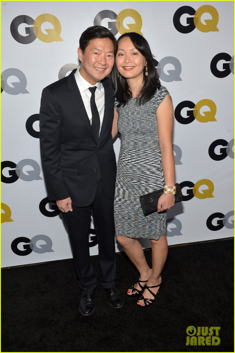 amy poehler nick kroll gq men of the year party 05