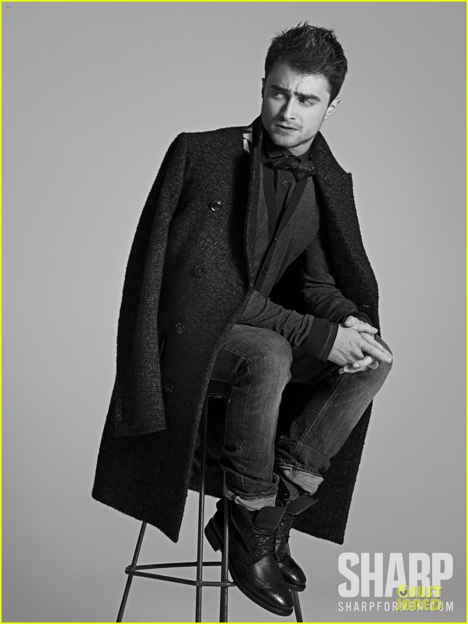 daniel radcliffe covers sharp magazine november 2013 01