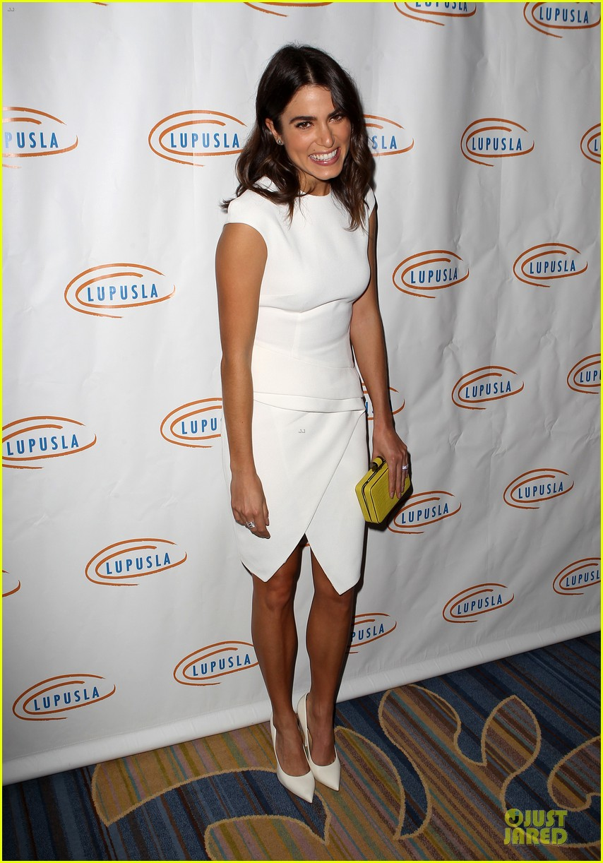 nikki reed lupus la hollywood bag ladies luncheon 09