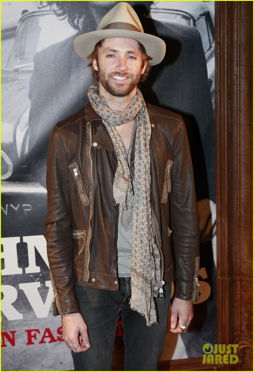 nikki reed paul mcdonald john varvatos book launch party 12
