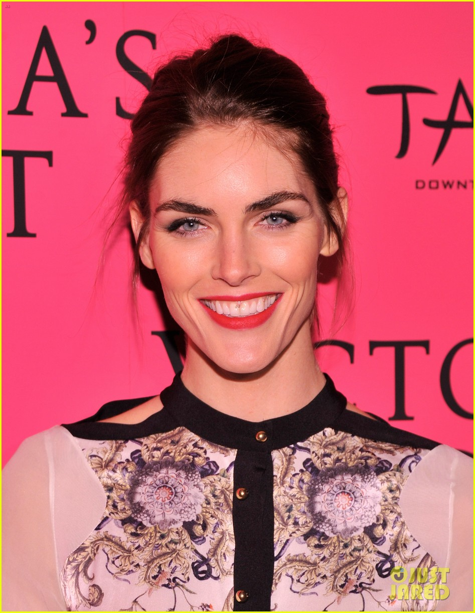hilary rhoda lindsay ellingson victorias secret fashion show after party 2013 01
