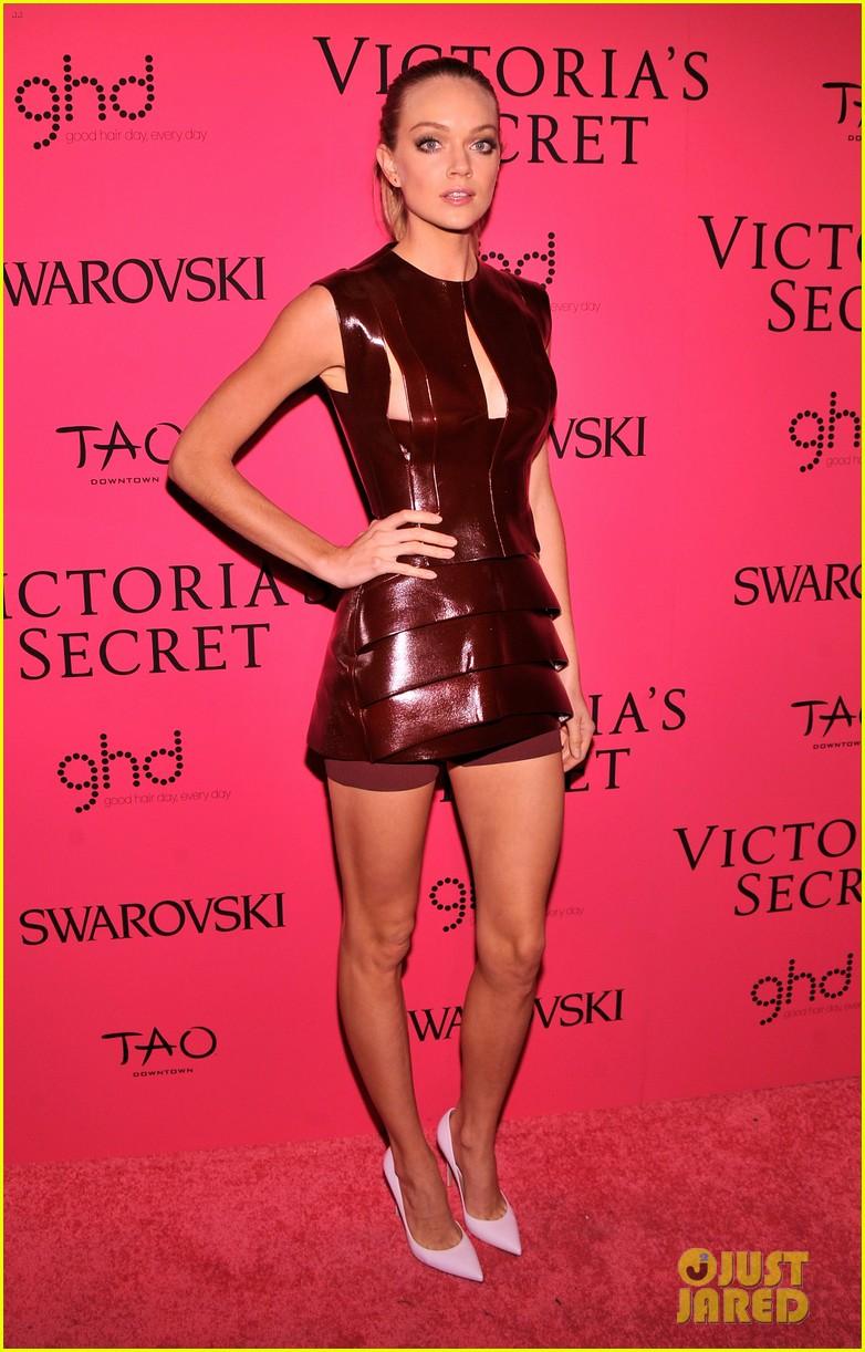 hilary rhoda lindsay ellingson victorias secret fashion show after party 2013 08