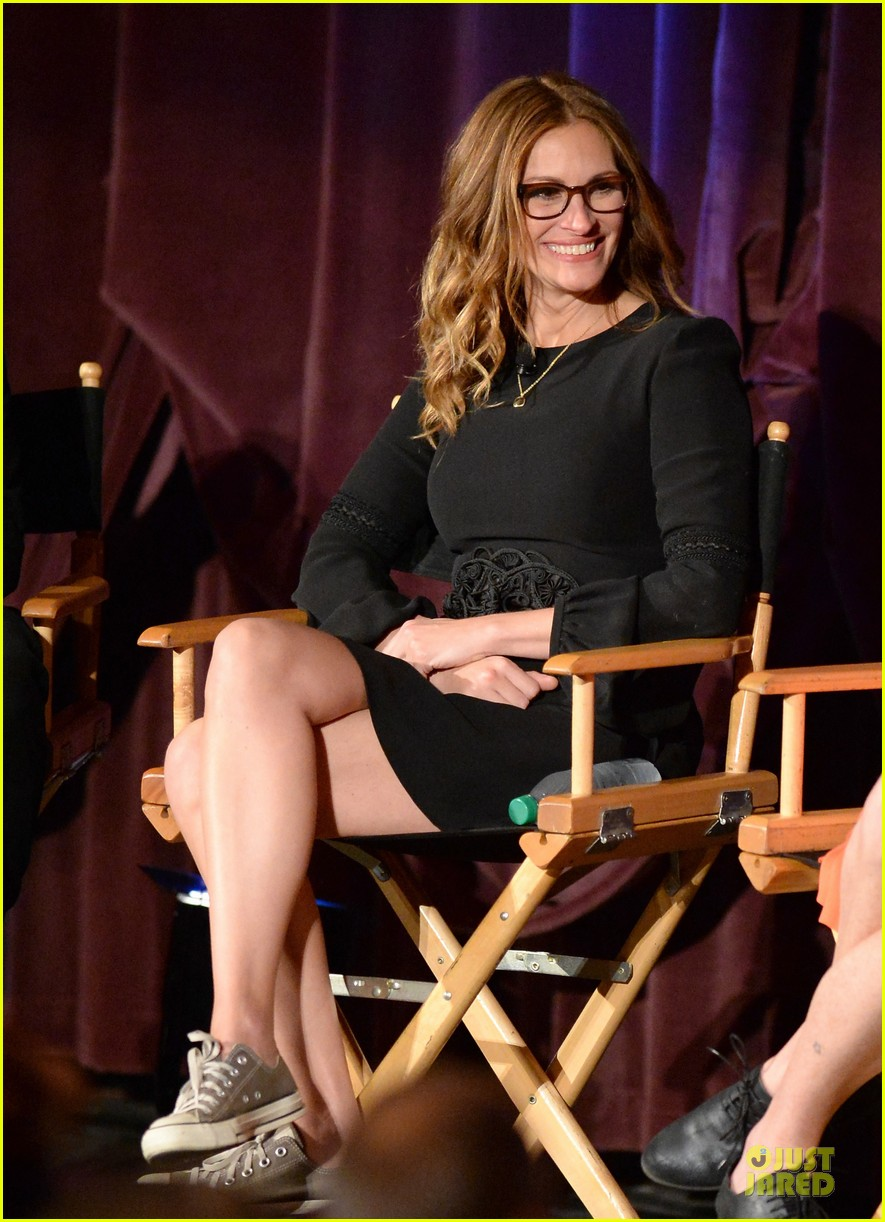 julia roberts george clooney august screening qa 072990893