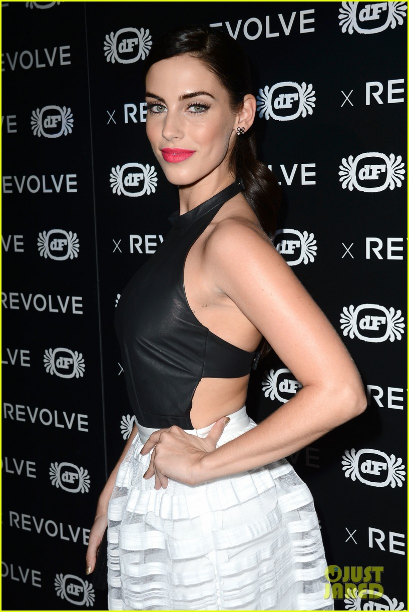 shay mitchell jessica lowndes revolve 10 anniversary party 02