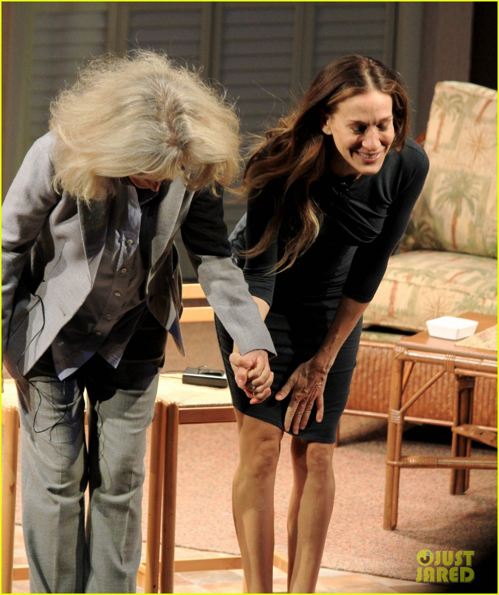 sarah jessica parker commons of pensacola curtain call 18