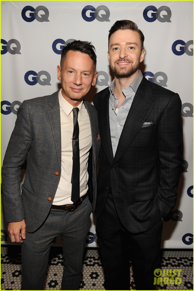 justin timberlake jessica biel gqs men of the year dinner 032990997