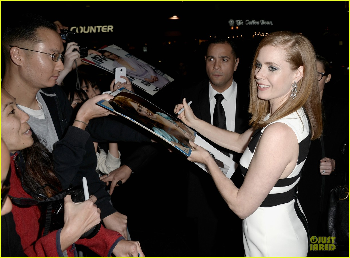 amy adams jeremy renner american hustle dga screening 11