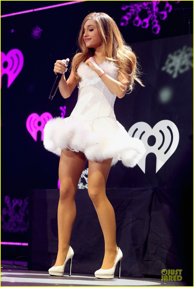 ariana grande enrique iglesias 1027 kiis fm jingle ball 243007231