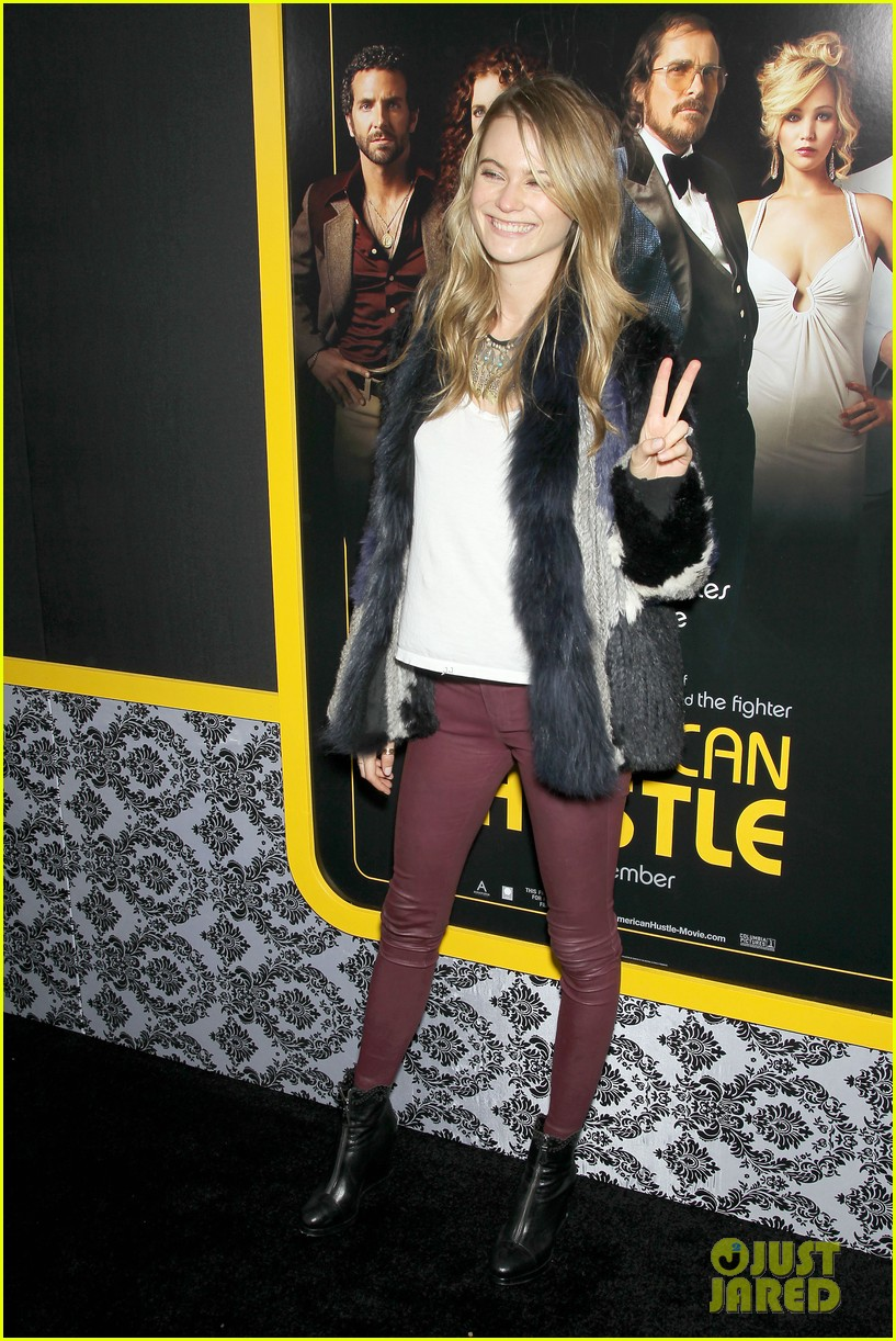 behati prinsloo american hustle screening in nyc 243008080
