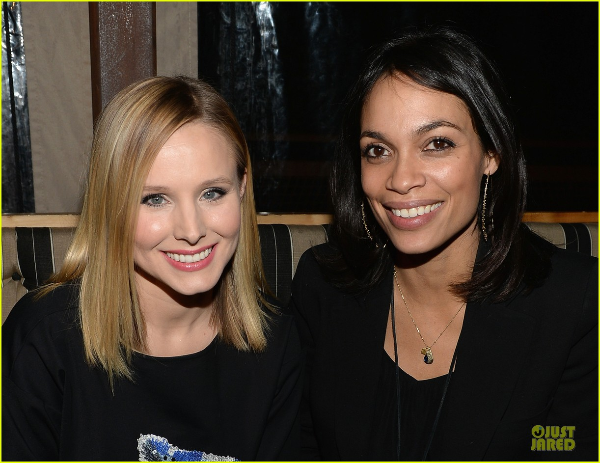 kristen bell rosario dawson hobbit mobile game event 153010416