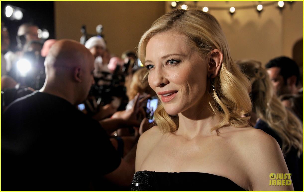 cate blanchett michael b jordan iwc filmmakers award 13