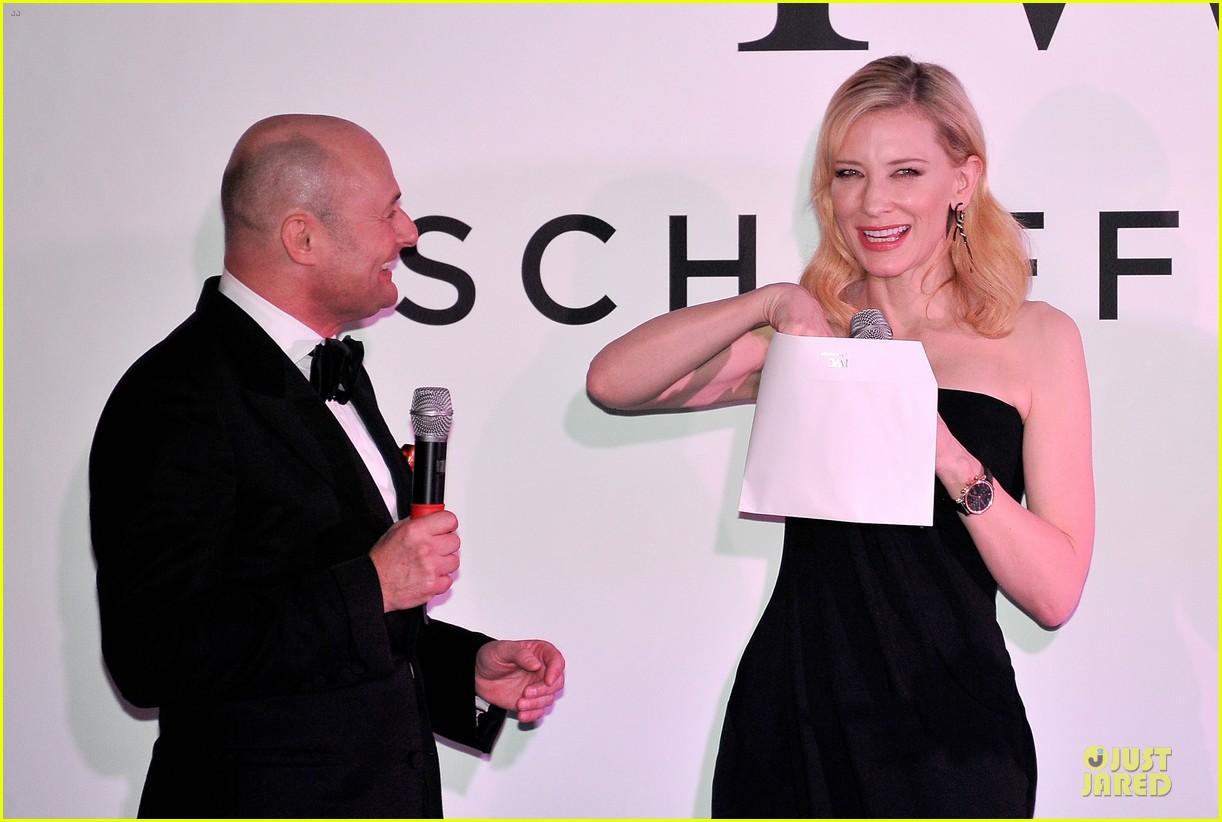cate blanchett michael b jordan iwc filmmakers award 213007281