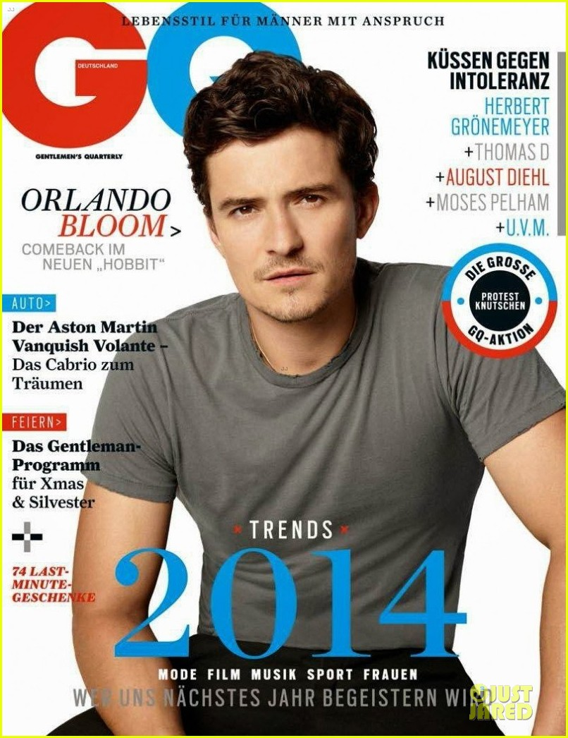 orlando bloom covers gq germany january 2014 05