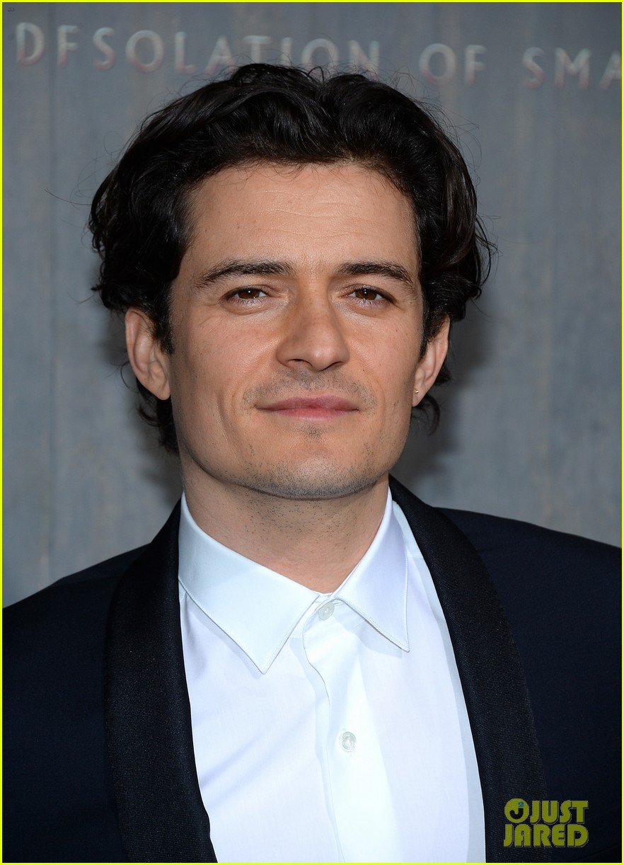 Orlando bloom 2018 the hobbit