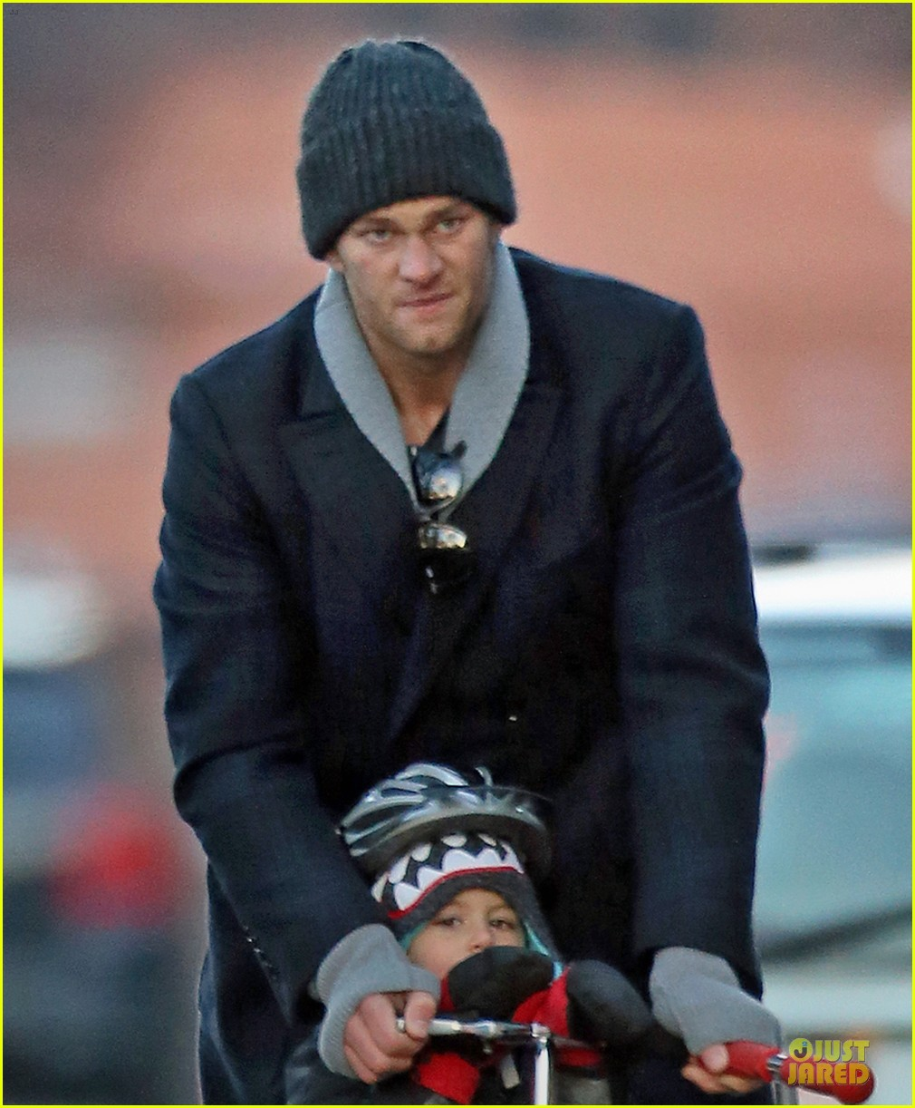 gisele bundchen tom brady happy early birthday benjamin 023007344