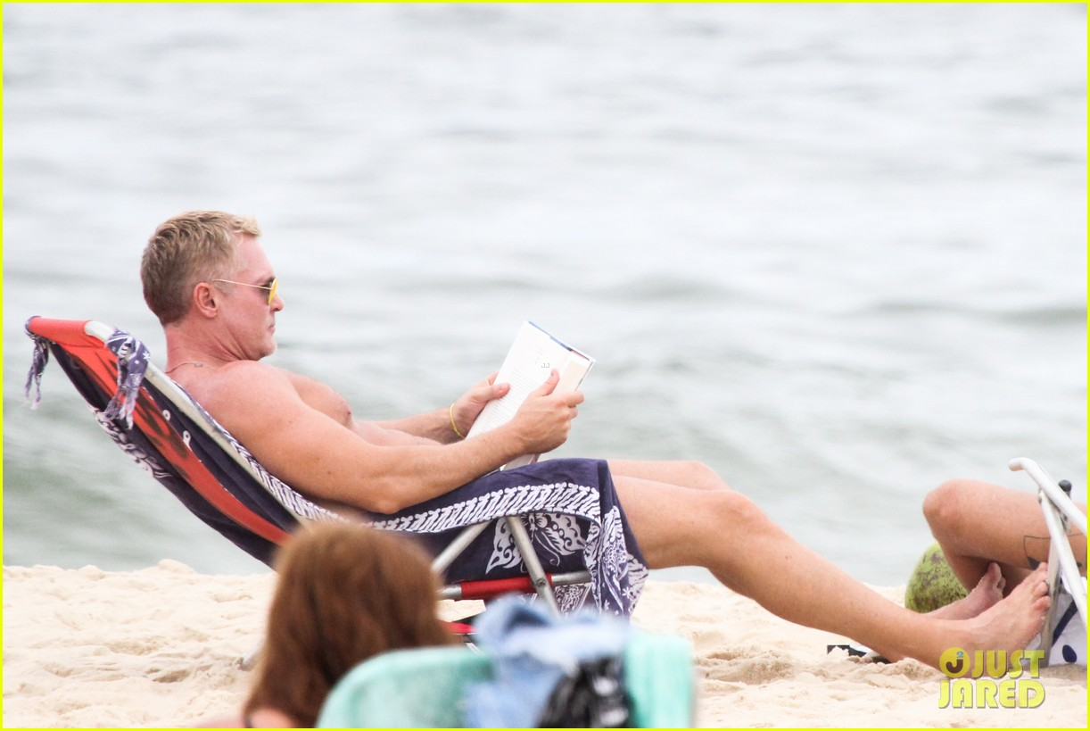 gmas sam champion shirtless buff beach time 103017881