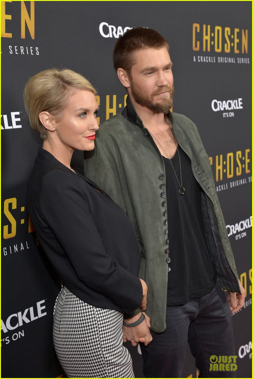 chad michael murray nicky whelan chosen season 2 premiere 17