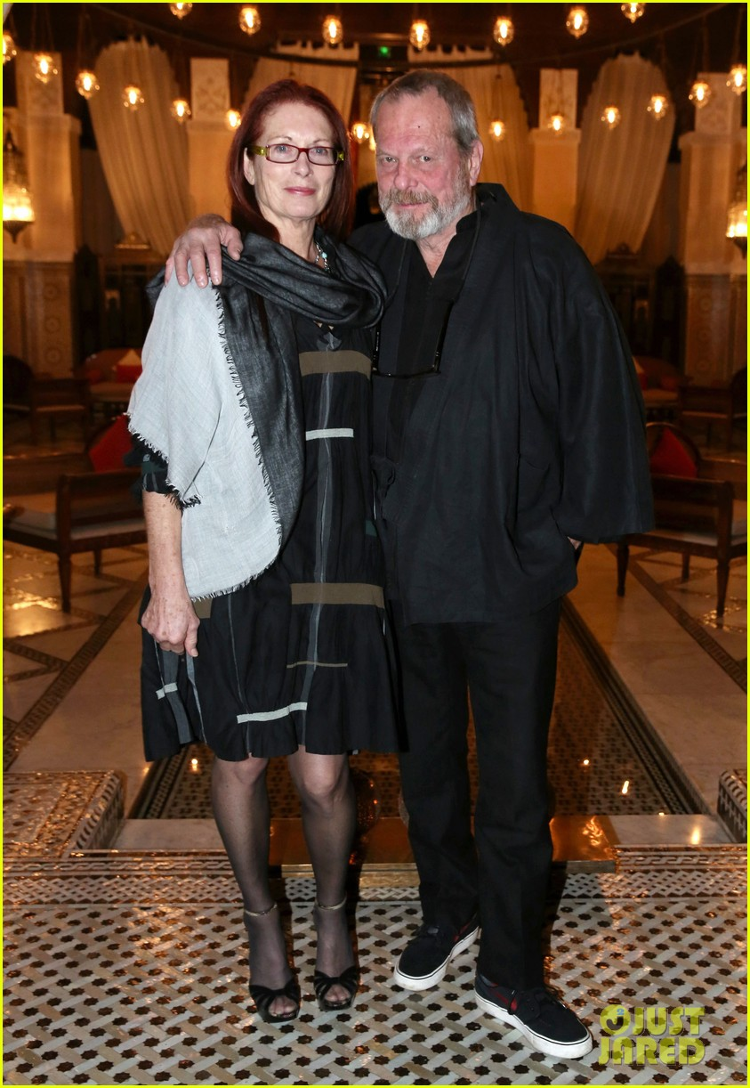 marion cotillard dior dinner at marrakech film festival 2013 20