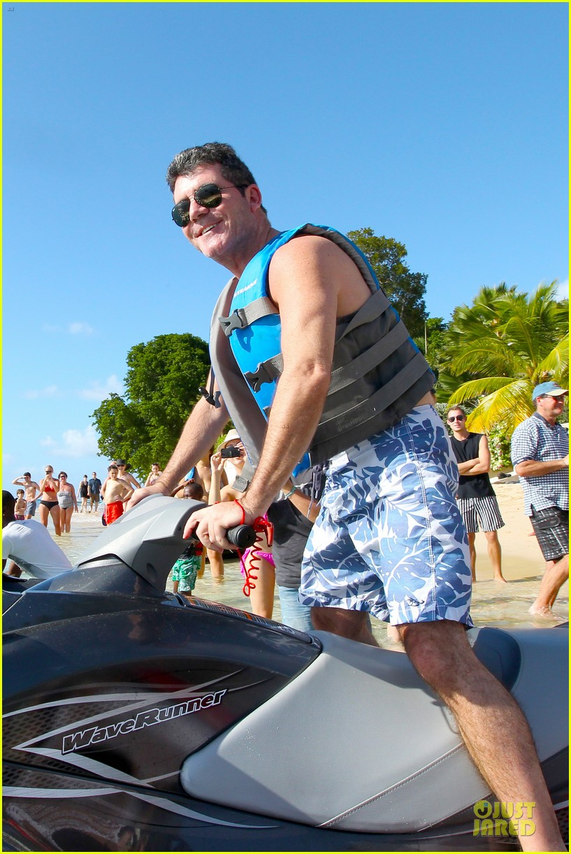 simon cowell where can i get mince pie in barbados 083019163