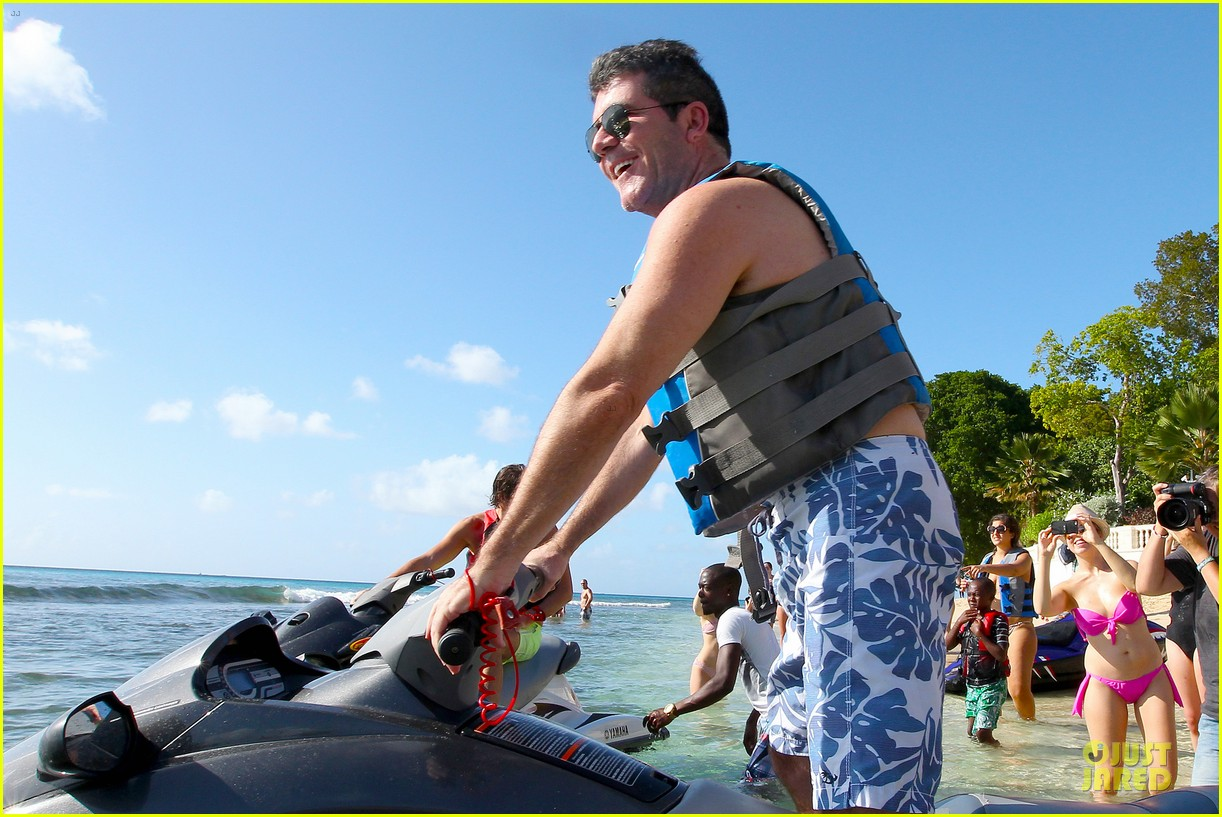 simon cowell where can i get mince pie in barbados 133019168