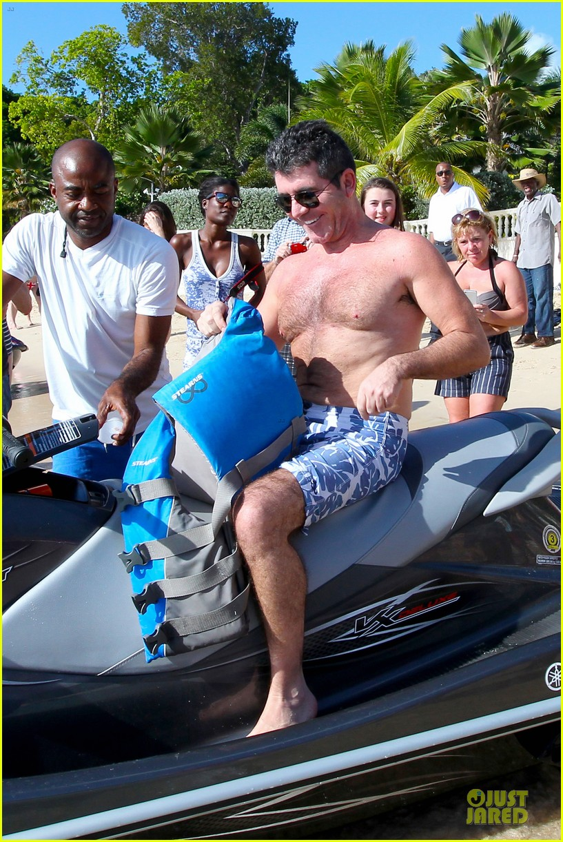simon cowell where can i get mince pie in barbados 16