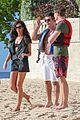 simon cowell shirtless holiday vacation with terri seymour 37