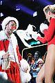 miley cyrus backstage at power 961 jingle ball 2013 28