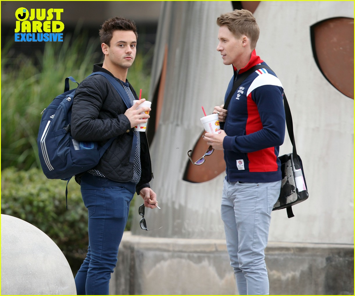 Tom Daley couple